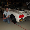 Le Mans Museum with restorer Kevin Mackay