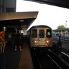 Reporter arrives at JFK Howard Beach Station